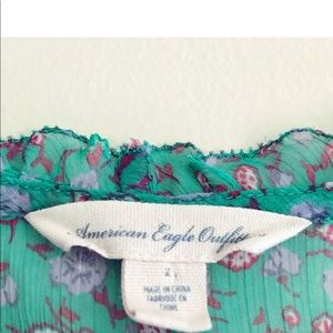 American Eagle Outfitters blouse size 2
